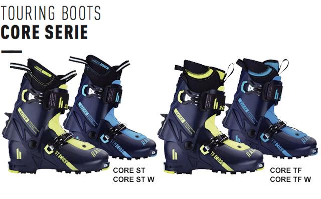 ec5430a7f2 skialpinistické topánky Hagan CORE